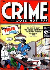 Crime Does Not Pay #41 (1945)