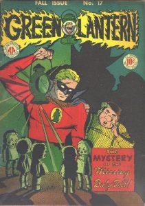 Green Lantern #17 (1945)