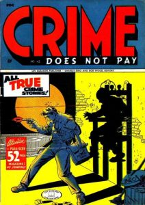 Crime Does Not Pay #42 (1945)