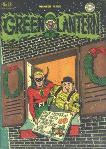 Green Lantern #18 (1945)