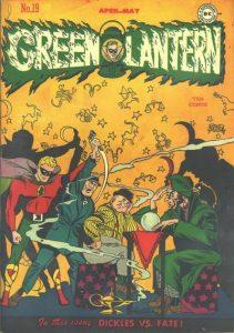 Green Lantern #19 (1946)