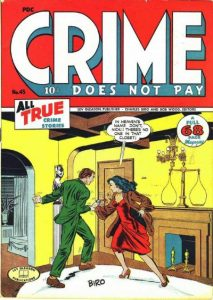Crime Does Not Pay #45 (1946)