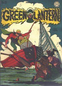 Green Lantern #20 (1946)