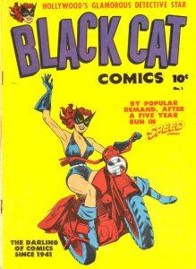 Black Cat #1 (1946)