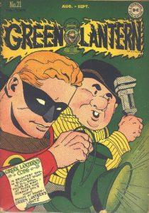Green Lantern #21 (1946)