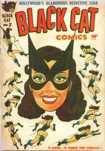 Black Cat #2 (1946)