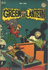 Green Lantern #23 (1946)