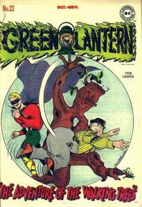 Green Lantern #22 (1946)