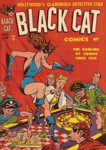 Black Cat #3 (1946)