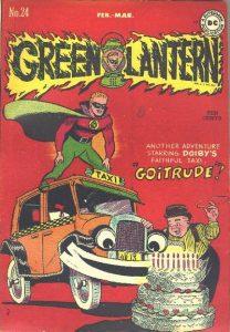 Green Lantern #24 (1947)