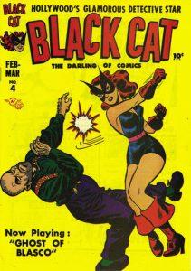 Black Cat #4 (1947)