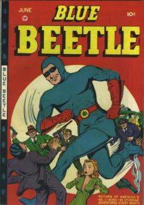 Blue Beetle #45 (1947)