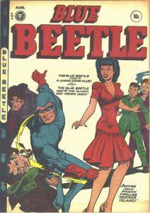 Blue Beetle #47 (1947)