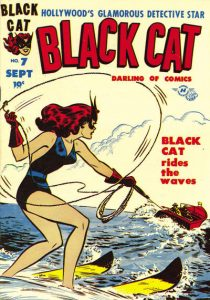 Black Cat #7 (1947)