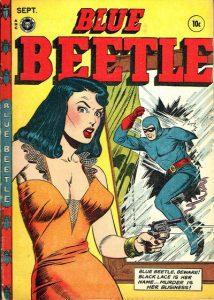 Blue Beetle #48 (1947)