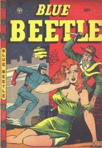 Blue Beetle #49 (1947)