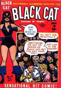 Black Cat #8 (1947)