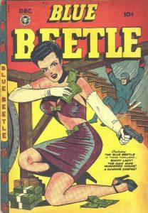 Blue Beetle #51 (1947)