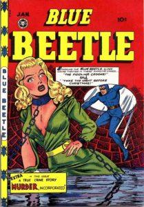 Blue Beetle #52 (1948)