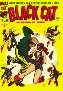Black Cat #9 (1948)