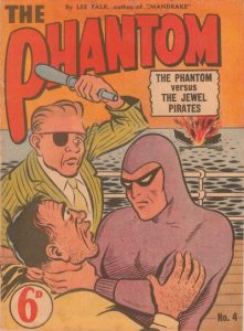 The Phantom #4 (1948)