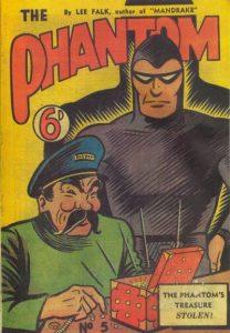 The Phantom #5 (1948)