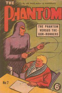 The Phantom #7 (1948)