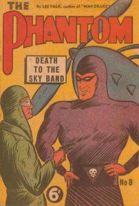 The Phantom #8 (1948)