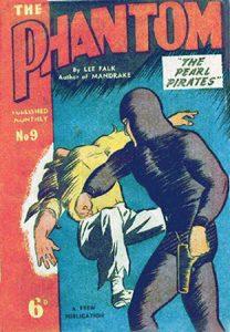 The Phantom #9 (1948)