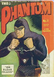 The Phantom #11 (1948)