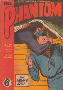 The Phantom #12 (1948)