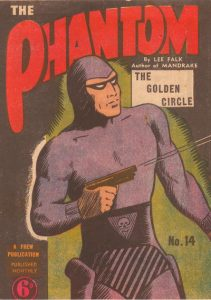 The Phantom #14 (1948)