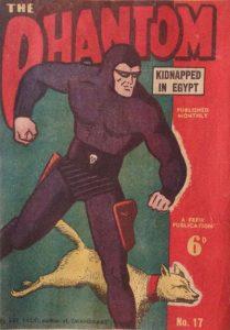 The Phantom #17 (1948)