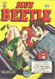 Blue Beetle #53 (1948)