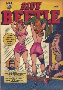 Blue Beetle #54 (1948)
