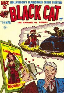 Black Cat #10 (1948)