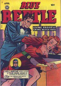 Blue Beetle #55 (1948)