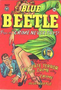 Blue Beetle #56 (1948)