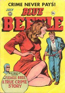 Blue Beetle #57 (1948)