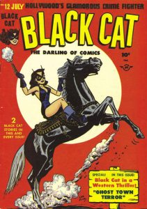 Black Cat #12 (1948)