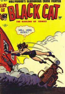 Black Cat #13 (1948)
