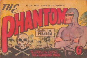 The Phantom #1 (1948)
