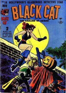 Black Cat #14 (1948)