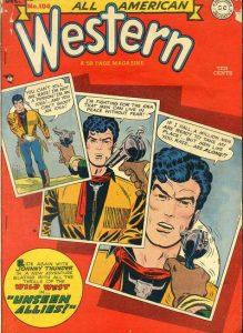 All-American Western #104 (1948)