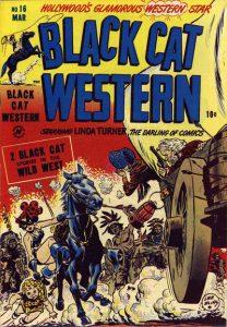 Black Cat #16 (1949)