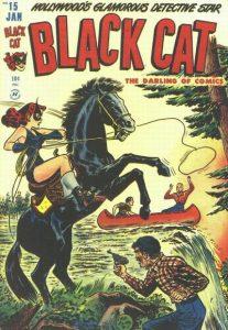 Black Cat #15 (1949)