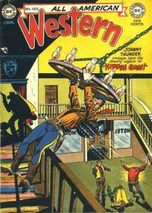 All-American Western #105 (1949)