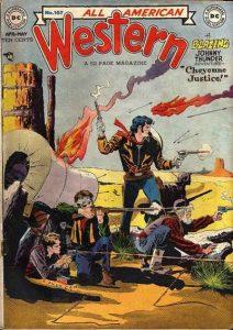 All-American Western #107 (1949)