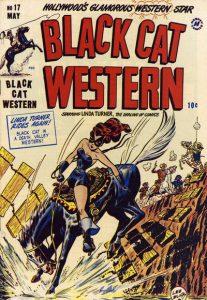 Black Cat #17 (1949)