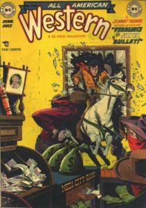 All-American Western #108 (1949)